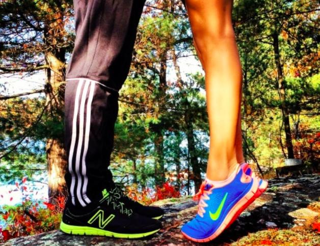 5 tipos de parejas corredoras y cómo sacarle provecho