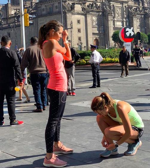 9 corredoras latinas que nos inspiran en Instagram