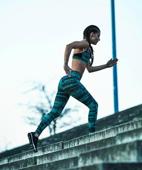 9 looks que te harán sentir cómoda y guapa al correr