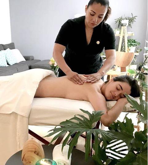 5 tipos de masaje perfectos para una corredora