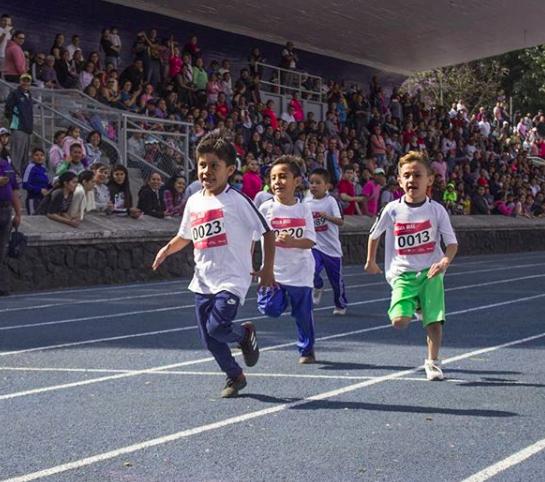 5 señales de que tus hijos heredaron tu amor por correr