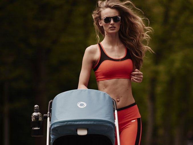 5 tips de una mamá runner para correr con carriola