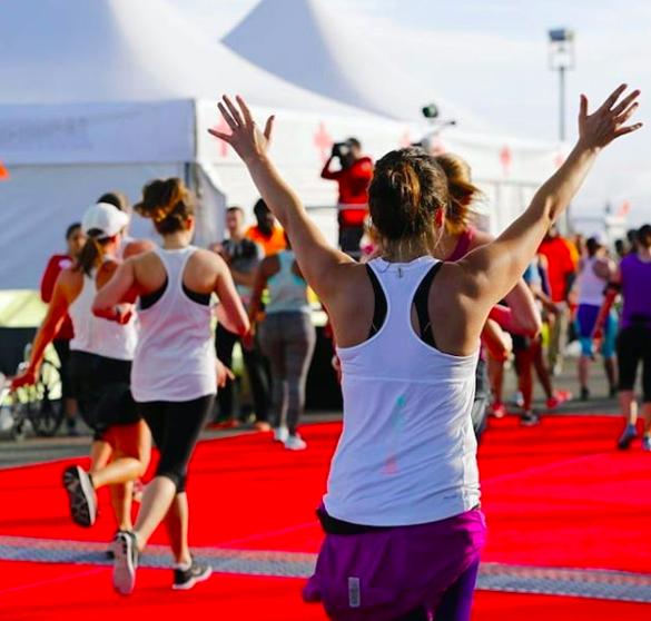 Tips de recuperación en casa después de correr un maratón