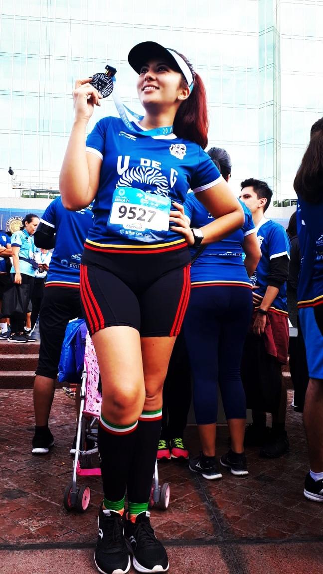Amo correr, la historia de Marisol Rivas como corredora