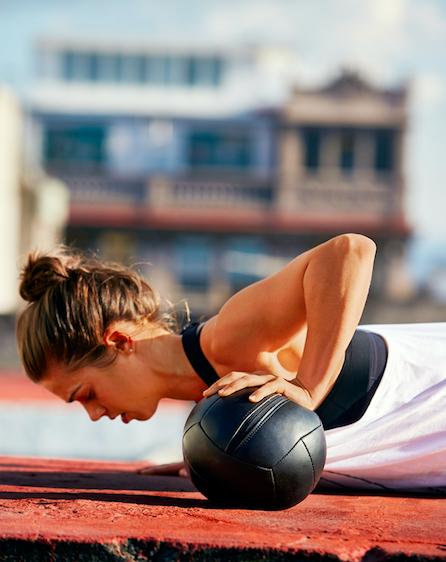 5 cosas que aprendí al correr y que aplico hoy al entrenar en casa