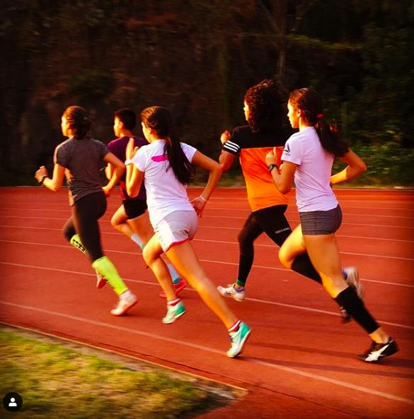 Pensamientos de una atleta adolescente en tiempos de COVID 19
