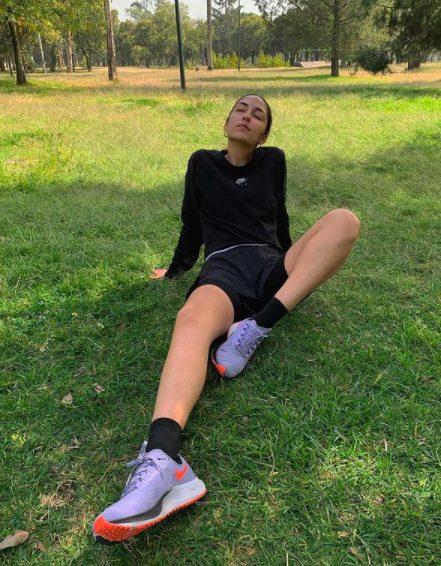 Lo que más me enamoró de correr fue la libertad: Steffi Fink