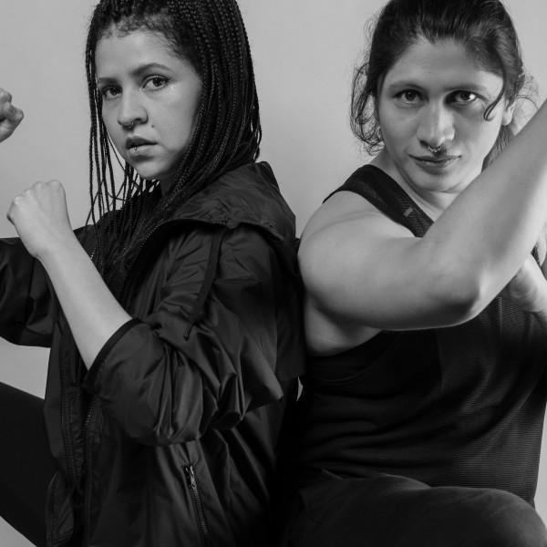 Aprende defensa personal con Comando Colibrí y Nike Voz Hermana