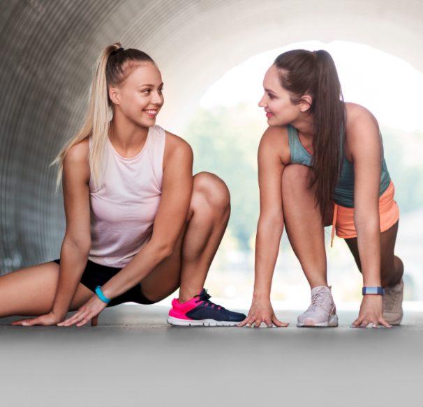 4 estiramientos básicos para una corredora