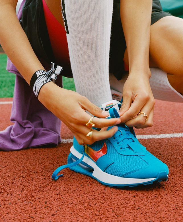 Corre con orgullo con la Nike Run Club como parte de Nike Be True 2021